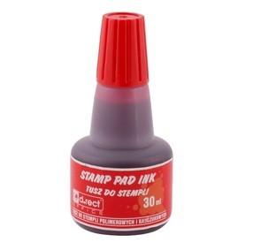 Razítková barva červená 30 ml