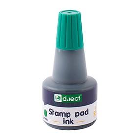 Razítková barva zelená 30 ml