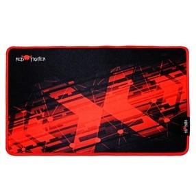 Podložka pod myš, herní, Red Fighter, černo-červená, 36 x 26 x 0.4 cm