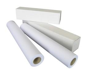 Papír plotrový 75g/m2 420mm/100m IGEPA - 76mm dutinka