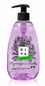 Mýdlo tekuté RIVA s antibakteriální přísadou 500g