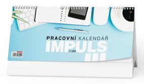 Kalendář stolní Impuls III., 2020
