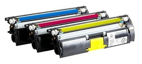 Toner Minolta MC 1650/1680 3-pack (cyan, magenta, yellow) orig.
