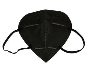Respirátor FFP2 černý (1ks)