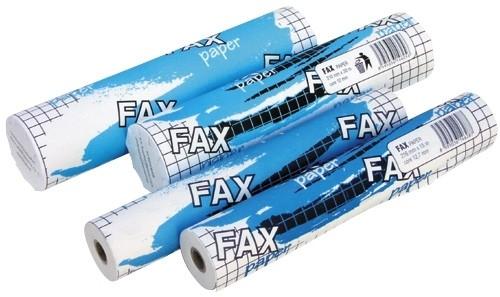 Papír faxový 210mm x 30m ( 12mm )
