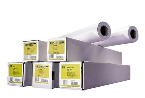 Papír plotrový HP  90g/m2  914mm x 45,7m Bright White InkJet Paper, C6036A