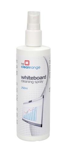Kapalina čistící na bílé tabule - sprej 250ml