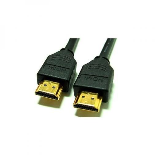 Kabel HDMI A-A, 1m, černý